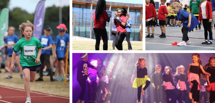 SSP releases details of exciting programme of school sport events!!